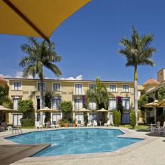 Hotel Fiesta Inn Oaxaca Overview Carousel