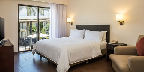 Hotel Fiesta Inn Morelia Habitación para discapacitados Room