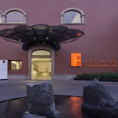 Hotel Fiesta Inn Queretaro Informacin general Carousel