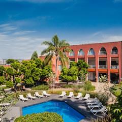 Hotel Fiesta Inn Aeropuerto Ciudad de Mexico Overview Carousel