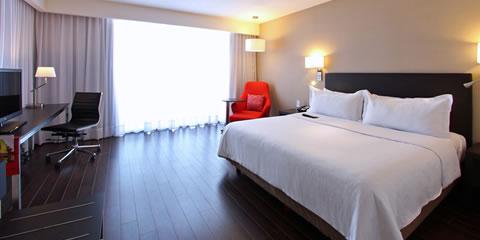 Hotel Fiesta Inn Morelia Executive Room, 1 King Room