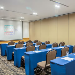 Hotel Fiesta Inn Monterrey La Fe Overview Meeting Room Event and meeting rooms