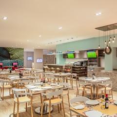 Hotel Fiesta Inn Los Mochis Overview Restaurant Restaurant