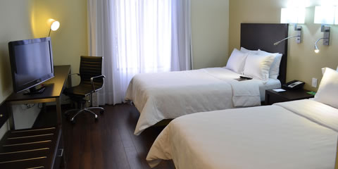 Hotel Fiesta Inn Nogales Superior Room, 2 double Room