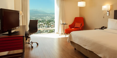 Hotel Fiesta Inn Periferico Sur Superior Room, 1 king Room