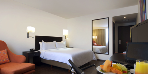 Hotel Fiesta Inn Insurgentes Sur Superior Room, 1 king Room