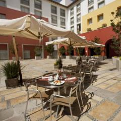 Hotel Fiesta Inn Villahermosa Cencali overview Restaurant La Isla