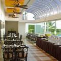 Hotel Gamma Campeche Malecon Overview Restaurant Café Poquito