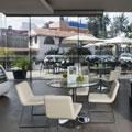 Hotel Gamma Morelia Belo Overview Restaurant Restaurant