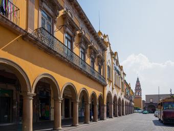 Hotels in Celaya