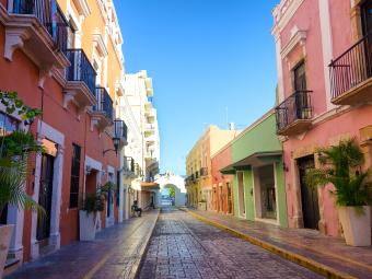 Hoteles en Campeche