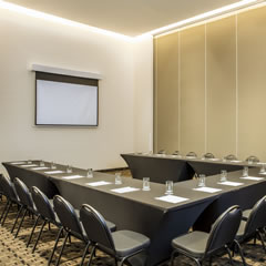 Hotel Fiesta Inn Aguascalientes Patio Overview Meeting Room Salas y salones para eventos