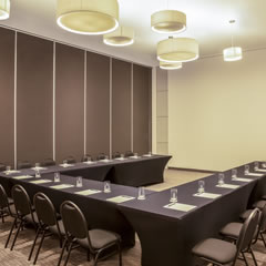 Hotel Fiesta Inn Parque Puebla Overview Meeting Room Meeting and Event Rooms